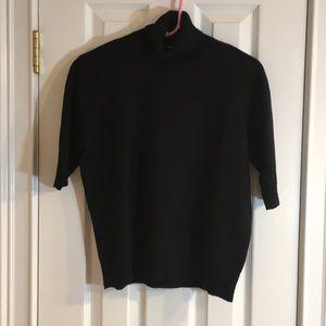 Jones New York 100% Merino Wool Turtleneck Sweater